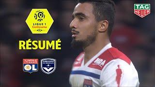 Olympique Lyonnais - Girondins de Bordeaux ( 1-1 ) - Résumé - (OL - GdB) / 2018-19
