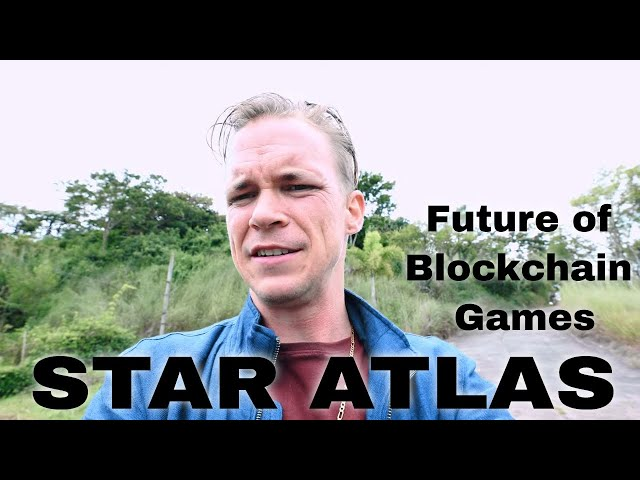 STAR ATLAS. -100X Gains & The Future of Blockchain Gaming On Solana