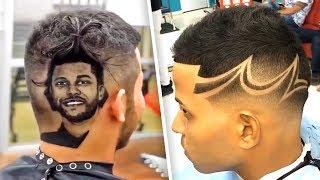 Ты такого еще не видел! Это ЛУЧШИЕ парикмахеры в мире