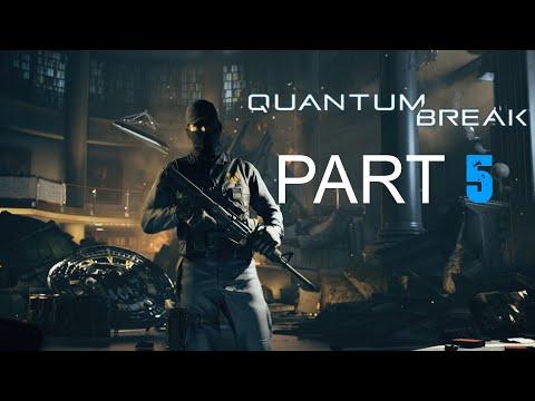 Quantum Break Part 5 (Gameplay) New enemies  