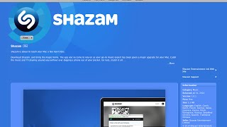 Download The New Shazam App For Your Computer Mp3 and Videos