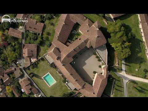 Jean et Alix de Nadaillac welcome you to Chateau de Poudenas