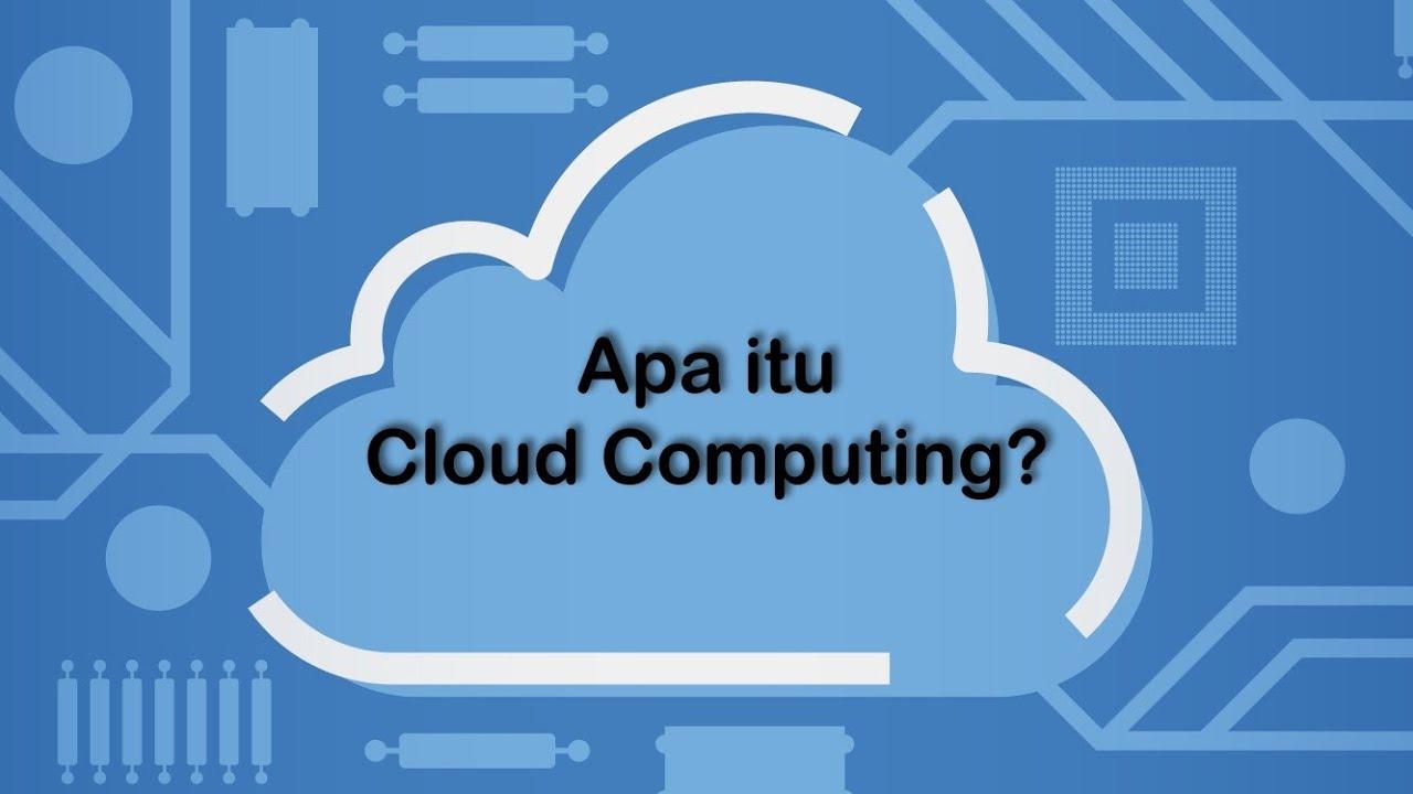 Apa itu Cloud Computing? [TEL-U] - YouTube