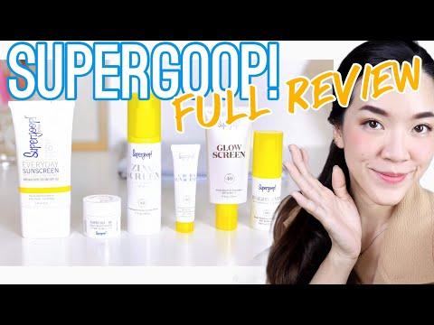 รีวิวครีมกันแดด SUPERGOOP! FULL REVIEW ตัวดังทั้งแบรนด์ : Supergibzz