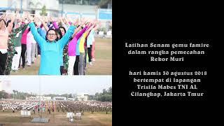 GEMU FAMIRE TNI ANGKATAN LAUT
