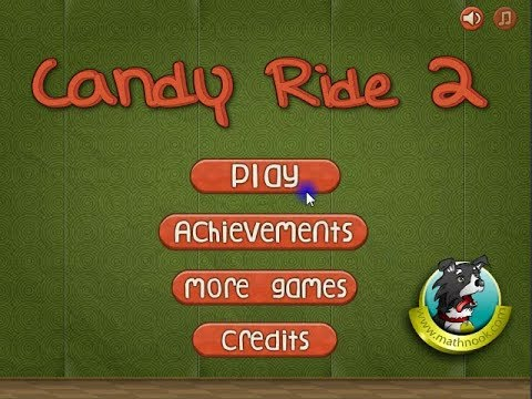Candy Ride 2 (Full Game)