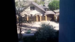 Херсон вид из окна