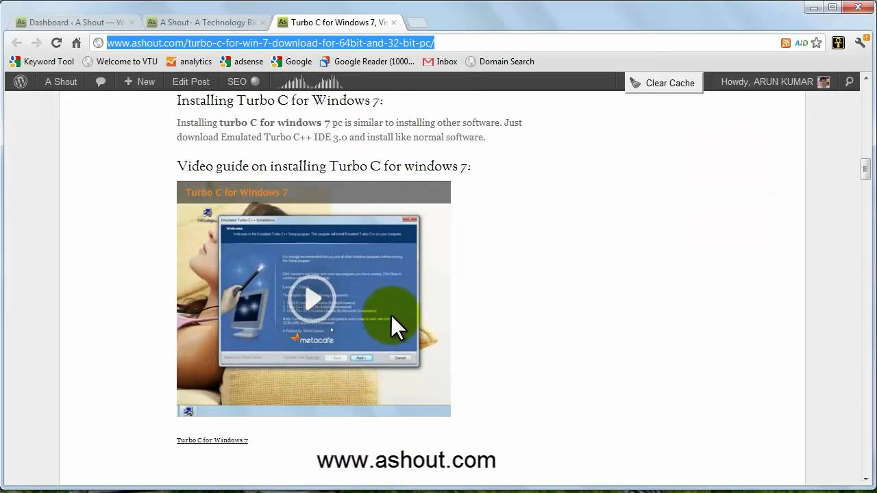 Borland turbo c compiler for windows 7 64 bit free download seo.