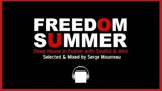 DEEP SOULFUL AFRO HOUSE Freedom Summer VLM #29