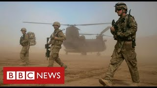 US commander warns of worse violence in Afghanistan when American troops leave - BBC News