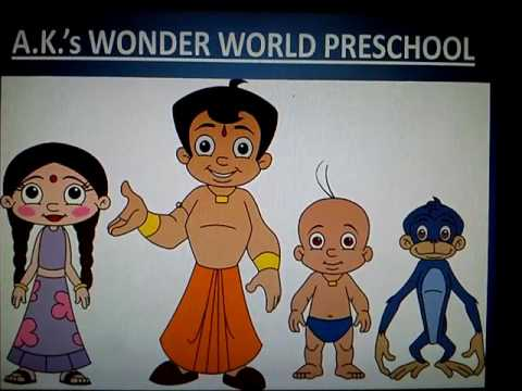 A.K.'s Wonder World preschool. And India song(1)
