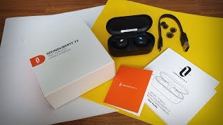 TaoTronics SoundLiberty 77 - unbox and review - Great but not great