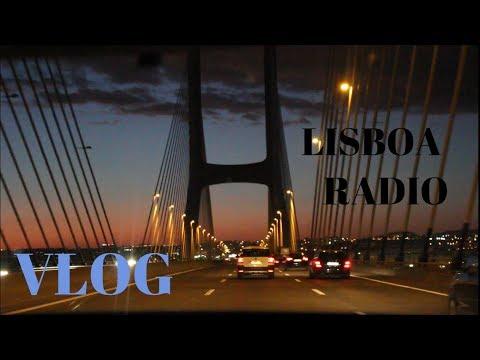 VLOG- IDA A LISBOA E DIA DE RADIO | Carolina Steffensen