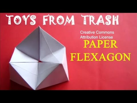 PAPER FLEXAGON ENGLISH 20MB