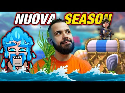 1 ORA DI VIDEO NELLA NUOVA STAGIONE DI CLASH ROYALE!
