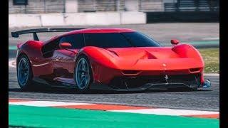 2020 Ferrari P80 C – The Most Extreme One off Design