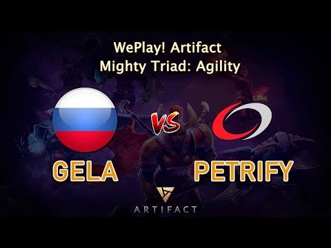 Gela vs Petrify vod