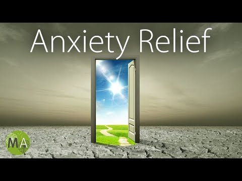 Anxiety Relief Music 'Calm Sanctuary' with Isochronic Tones