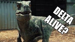 Did Delta Survive? - Jurassic World: Fallen Kingdom