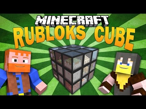 Minecraft ★ RUBLOKS CUBE (Ep.2) - Dumb & Dumber