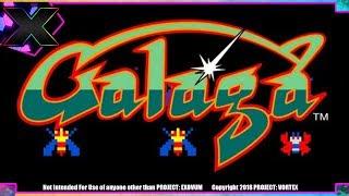 Galaga - Retro Arcade Games - ExoJump