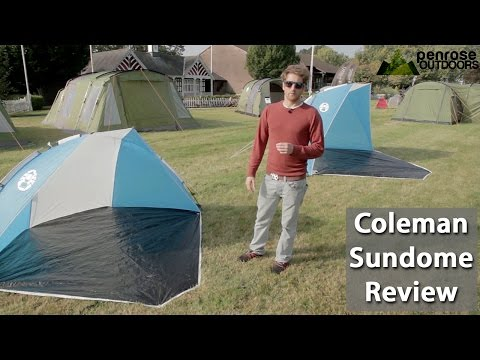 Coleman Sundome Review