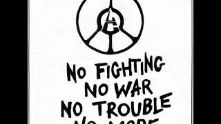 Lost Cherrees - No Fighting No War No Trouble No More EP 1983