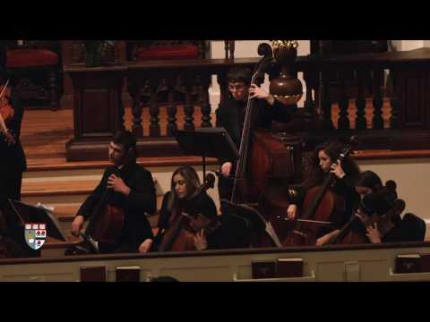 Harvard Baroque Chamber Orchestra presents A 20th Anniversary Celebration