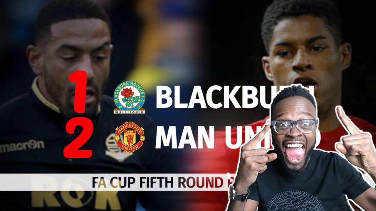 Download Blackburn vs Manchester United 1:2 - Highlights 19/02/2017 HD