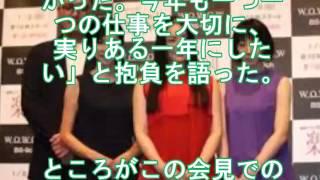 女優、仲間由紀恵(37)が6日、東京都内で行われたWOWOW主演ド...