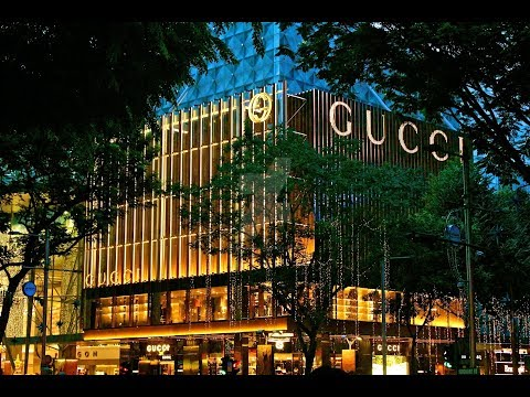 GUCCI SHOPPING SINGAPORE