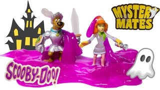 Scooby-Doo Mystery Mates Slime Pod Scooby and the Haunted Mansion Special Dough Set