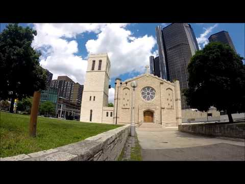 "Old Mariners Church, Detroit, MI, July 4, 2014 :""Star Spangled Banner"""