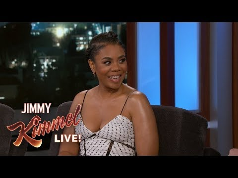 Regina Hall on Playing a Stripper, Girls Trip Fans & New Movie