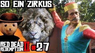 Red Dead Redemption 2 Deutsch So ein Zirkus Gameplay PS4 Pro RDR2