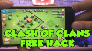 Clash of Clans Hack - Clash of Clans Free Gems - Android & iOS 2017