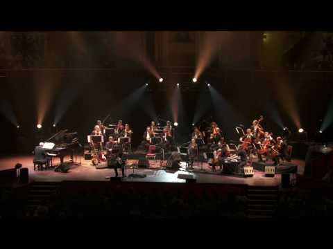 Ludovico Einaudi - Eros @ The Royal Albert Hall Concert London