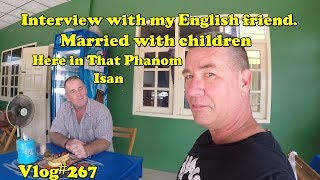 Street Talk, Interview with my English Friend (Married with Children) thumbnail