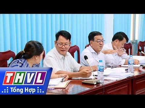 THVL | Cục Trồng trọt – Bộ nông nghiệp và phát triển nông thôn làm việc tại Vĩnh Long