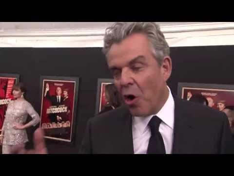 Danny Huston - Hitchcock Interview! [HD]