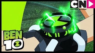 Ben 10 | Die Omnitrix PAUSEN | Cartoon Network