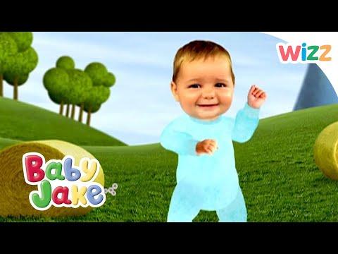 Baby Jake - Hello Baby Jake! | Yacki Yacki | Full Episodes | Wizz | Cartoons for Kids