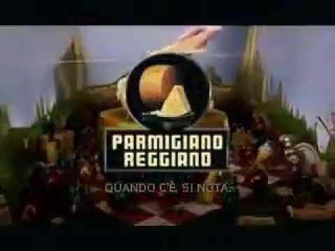 pubblicita parmigiano reggiano
