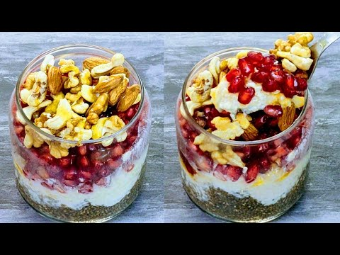 Overnight Oats Recipe to Lose weight Fast in Tamil – How to make Oats Recipe for WeightLoss in Tamil