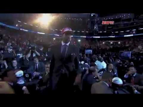2011 NBA Draft - Tristan Thompson selected 4th overall by the Cleveland Cavaliers