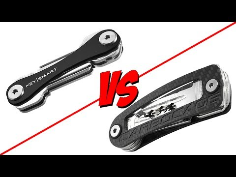 CarboCage Vs Key Smart | Which Is Better #1