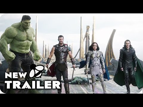 Thumbnail: THOR 3: RAGNAROK Comic Con Trailer (2017) Marvel Movie