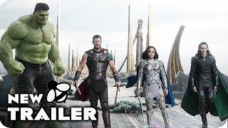 THOR 3: RAGNAROK Comic Con Trailer (2017) Marvel Movie