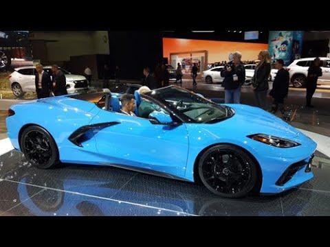 2020 Chevrolet-Corvette-Stingray - Auto Club presents at 2019 LA Auto Show