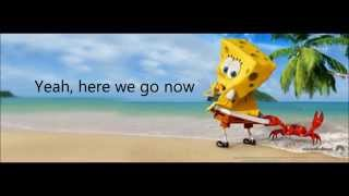 nerd squeeze me lyrics from the spongebob movie sponge out of water